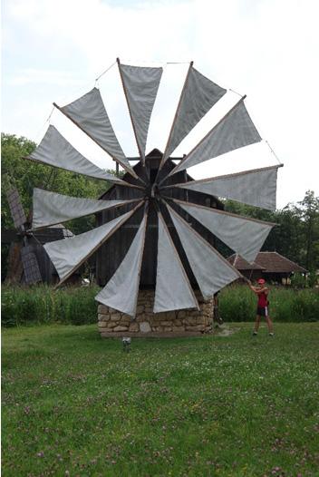 Větrný mlýn