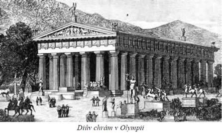Diův chrám vOlympii