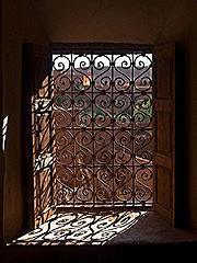 Kazba Ait Benhaddou - interiér