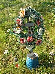 Hrob Nikoly Šuhaje loupežníka vKoločavě