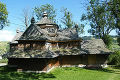 Huculský kostelík vJasini