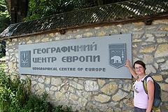 Geografický střed Evropy