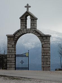 Klášter Ostrog