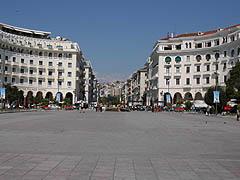 Soluň, Aristotelovo náměstí