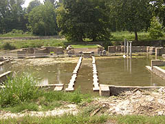 Dion, archeologická lokalita