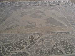 Pella, mozaiky
