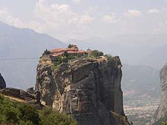 Meteora, klášter Varlaam