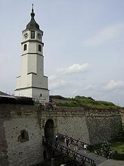 Bělehradská pevnost Kalemegdan