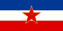 Vlajka Jugoslávie