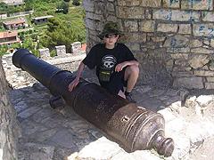 Na pevnosti Berat