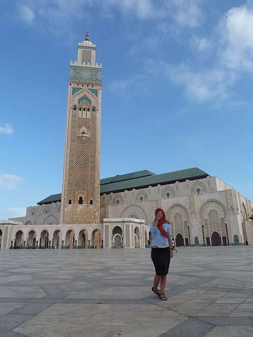 Marocké seznamovací tradice