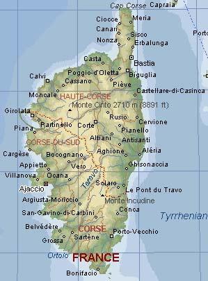 Korsika 2013 Cestopis Ireny Zitkove Ck Mundo