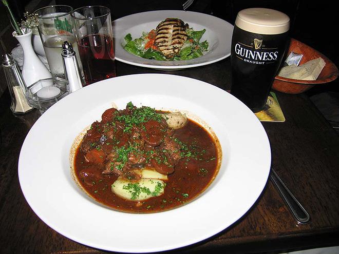 Žádný řetězec pochází z Irska