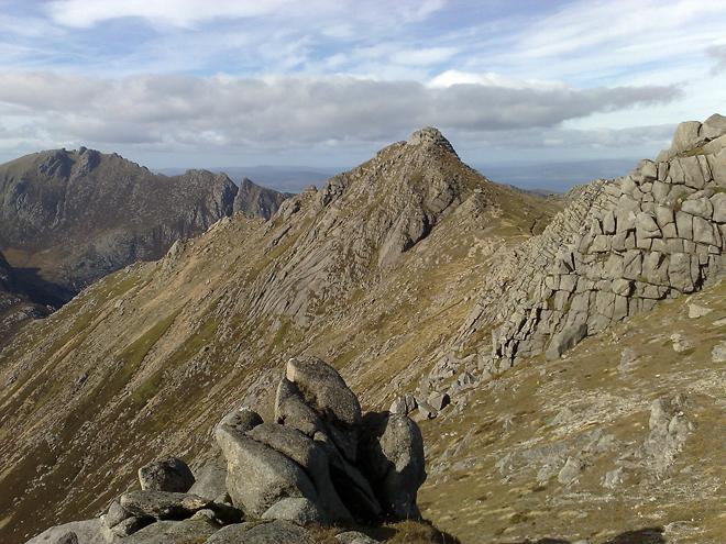 připojte se skotským horolezcem