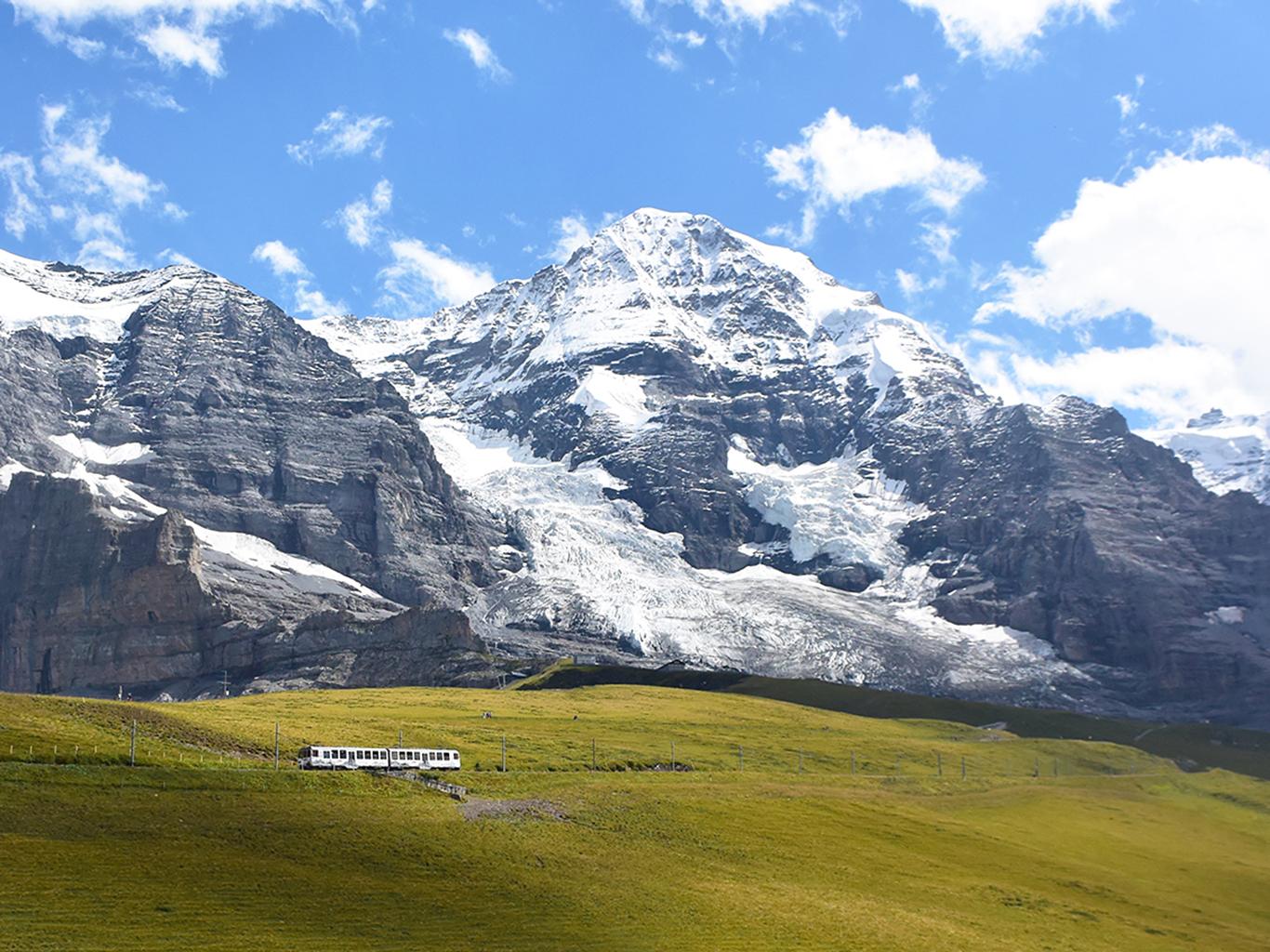 Jungfrau Video