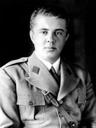 Komunistický vůdce Enver Hodža