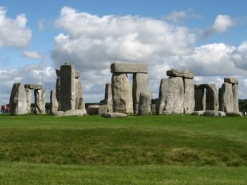 Nejznámější megalitická památka na světě Stonehenge