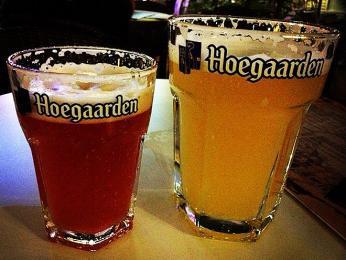 Nejznámější belgické bílé pivo - Hoegaarden