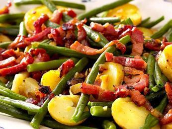 Lutyšský salát je v Belgii oblíbený