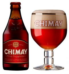 Tzv. trapistická piva, jako např. Chimay, mají vyšší obsah alkoholu