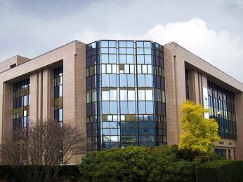 V budově Justus Lipsius sídlí Evropská rada