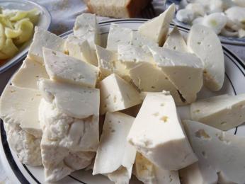 Slaný sýr vlašićki