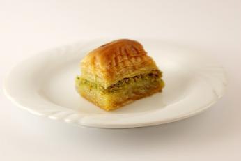Baklava - sladkost soříšky a medem