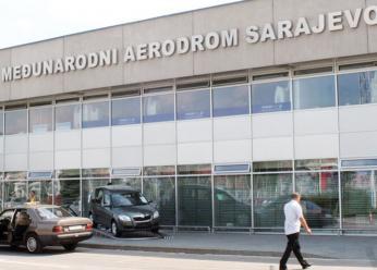 Mezinárodní letiště vSarajevě