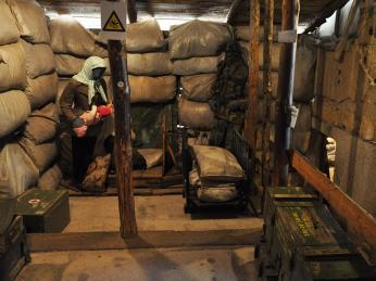 Sarajevský tunel sloužil za bosenské války také jako zásobárna potravin