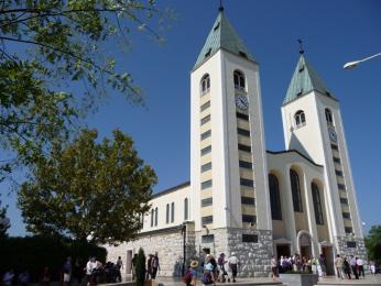 Kostel svatého Jakuba v Međugorje