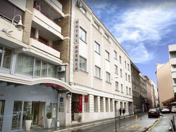 Hotel Bosnia vcentru Sarajeva
