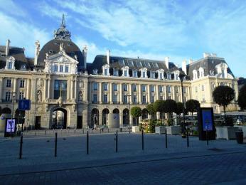 Rennes je dnes nejdůležitějším městem Bretaně
