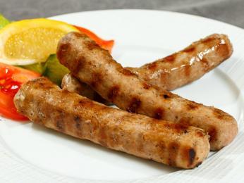 Kebabče jsou dalším oblíbeným pokrmem z mletého masa