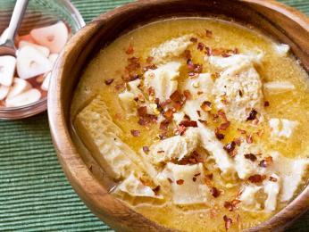 Škembe čorba je bulharská dršťková polévka