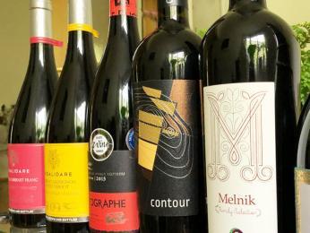 Vína z Melniku jsou vyhlášená po celém světě