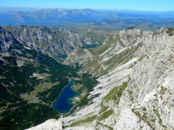 Téměř nedotčená příroda národního parku Durmitor