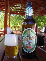 Nejlepším pivem vČerné Hoře je jednoznačně Nikšičko