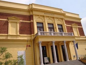 Přírodovědné muzeum, jehož expozici jsme navštívili