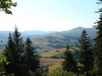 Jeden z prvních panoramatických pohledů vRodně