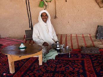 Na návštěvě u Tuarega