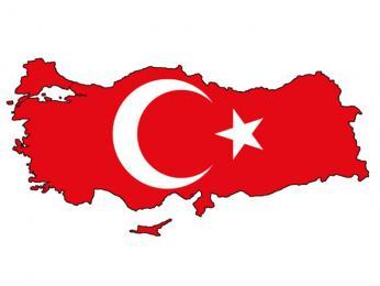 Turecká vlajka zobrazuje prastaré symboly islámu