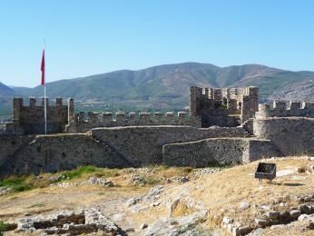 Pevnost sv. Jana v Selçuku