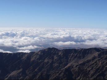 Jebel Toubkal 4 168 m
