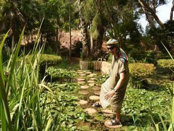 Návštěva zahrad Jardins Exotiques