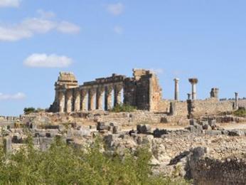 Ruiny města Volubilis