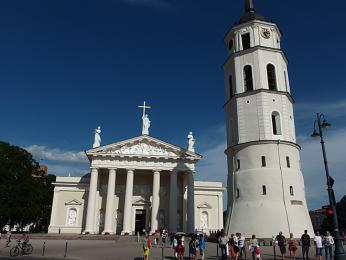 Katedrála sv. Stanislava ve Vilniusu