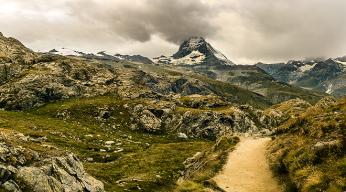 Výhled na Matterhorn