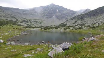 Jezero uchaty Musala