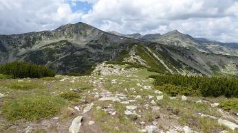 Zpřechodu pohoří Rila