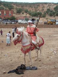 Střelecká soutěž Berberů